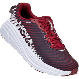 Hoka One One Rincon 2 Running Shoes Women cordovan/white